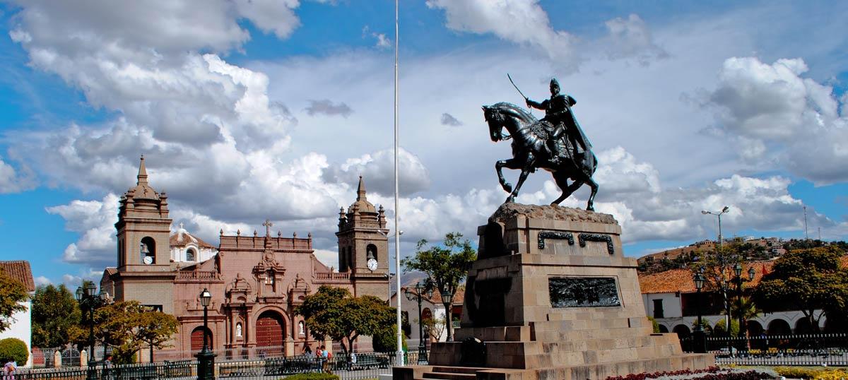 Plaza Mayor de Ayacucho