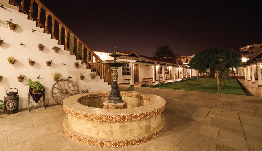 Hoteles en ica Perú